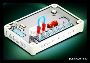 EA63-2.5S self excited brushless AVR for KUTAI