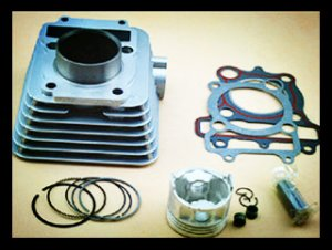 SR150,SRZ150 Motorcycle Cylinder Block kit for supply