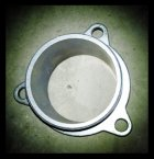 "Supply 3"" water pump spare parts, 3inch flume"