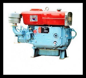 BQS-ZS1105 16hp Horizontal Water Cooled 4-stroke Diesel Engine