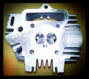 Supply C100 100cc Cylinder Head,OEM Quality