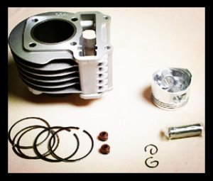 WH100T Cylinder Kit Motorcycle Cylinder Block kit for supply