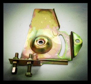 Sell 170F 4HP Diesel Engine Parts,Control Plate