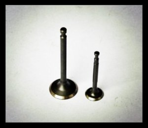 Intake&Exhaust Valve kit for 152F 2.5hp Engine