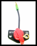 On&OFF Switch fits for Robin EY15,EY20/167F Engines