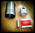 Supply Changchai Diesel engine parts,R165,170 Piston kit(6 pc)