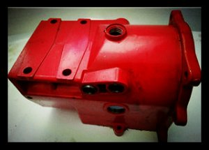 Gearbox Case(only) for 171 Series Farm Tiller,170F/173F model