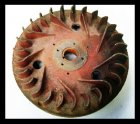 Sell 170F 4HP Diesel Engine Parts,flywheel