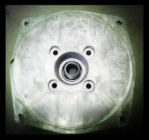 "Supply 3"" water pump spare parts, pump cover"
