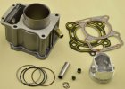 CG250 water cooling ylinder Block Set for zongshen Motorcycle