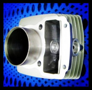 CG175 62mm bore Cylinder Block for 175cc Motorcycle