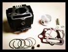 Horizontal Motorcycle Engine 110cc Cylinder Kit for supply