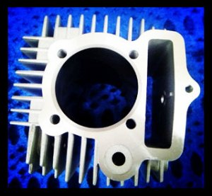 C110S 53mm bore 107cc motorcycle cylinder