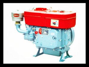 BQS-ZS1125 28hp Horizontal Water Cooled 4-stroke Diesel Engine