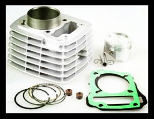KYY125 Cylinder Kit Motorcycle Cylinder Kit for sale