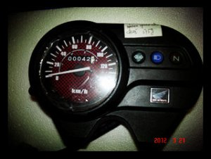 Speedometer CB125 Motorcycle