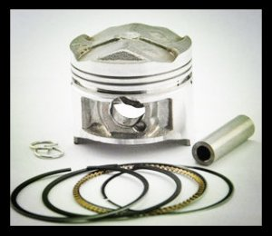 piston&ring kit for YAMAHA FZR250 motorcycle