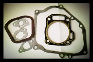 168F/170F 212cc Gas Engine Gasket Kit