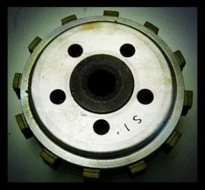 Clutch (12-tootch) for 171 Series Farm Tiller,170F/173F model