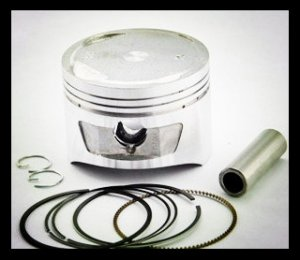 piston&ring kit for Honda CBX250 motorcycle