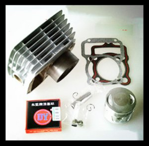 CG150 Cylinder Kit Motorcycle Cylinder Block kit for supply