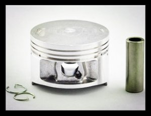 piston and ring kit for YAMAHA XT225 motorcycle
