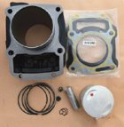 SB250 Cylinder Kit(water cooling)for zongshen Motorcycle
