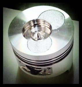Piston for 186F 9hp Diesel Engine