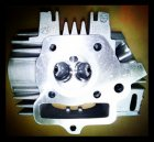 Supply C110 110cc Cylinder Head,OEM Quality