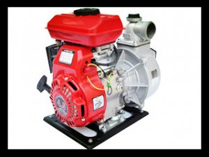 WI 152F 2 inch Self-suction aluminum Water Pump Set