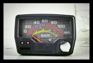 Speedometer for HONDA 100 Motorcycle