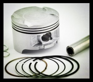 piston&ring kit for AX-1 250 NX250 motorcycle