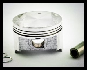 Piston&Ring Kit for Suzuki AN250 Motorcycle