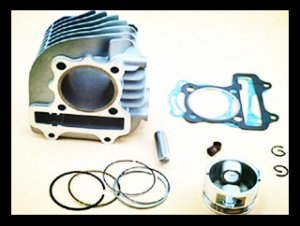 WH150-3 Cylinder Kit Motorcycle Cylinder Block kit for supply