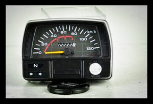 Speedometer for 70cc motorcycle