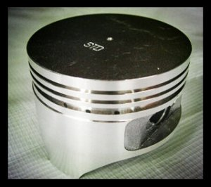 Piston fits for Robin EY15,EY20/167F Engines