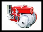 BQS 175F 5hp Horizontal Air Cooled 4-stroke Small Diesel Engine