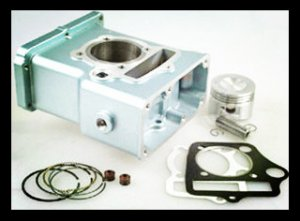 Boiling type 110cc Motorcycle Cylinder Kit for supply
