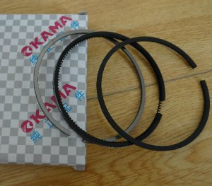 Sell 170F 4HP Diesel Engine Parts,Piston Ring Set