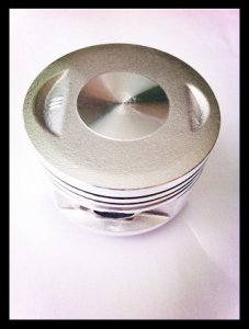 CG200 Motorcycle Piston with 0.25mm oversize(63.5+0.25mm)