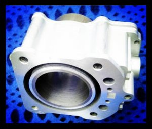 LF250 Water Cooling Engine 250cc 67mm bore Cylinder Block