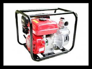WI 170F 2inch self-suction aluminum pump set