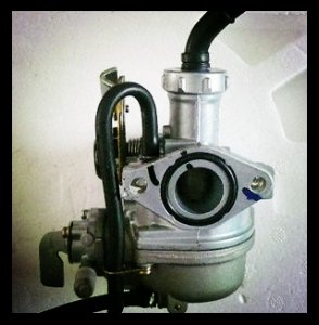 PZ20 Carburetor for ZS/LX C125, HONDA C100, DY110