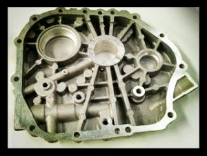 Sell 170F 4HP Diesel Engine Parts,Crankcase Cover