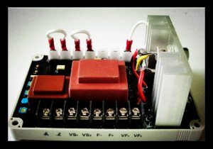EA15A AVR for KUTAI