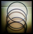 Piston Rings fit for yamaha MZ175/EF2600/166F