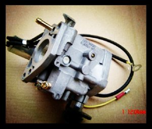 Carburetor for 22hp/10KW 2 Cylinder Gasoline Engine