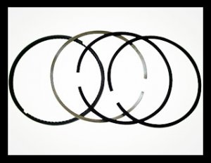 Piston Ring Set for 178F 6hp Diesel Engine