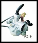 PZ19 Carburetor for DY100,C100 Curved Beam Motorcycle