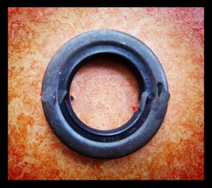 crankshaft oil seal fits for Robin EH12/EH12-2D Gas Engine